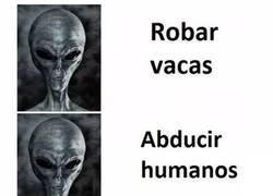 Enlace a La razón de la existencia de un marciano