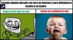Enlace a Algunos niños en internet