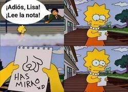 Enlace a Lisa cayó en la trampa (y tú también)