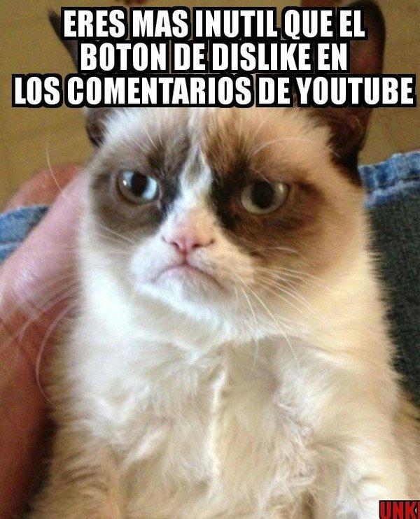 Grumpy_cat - Nadie le da importancia