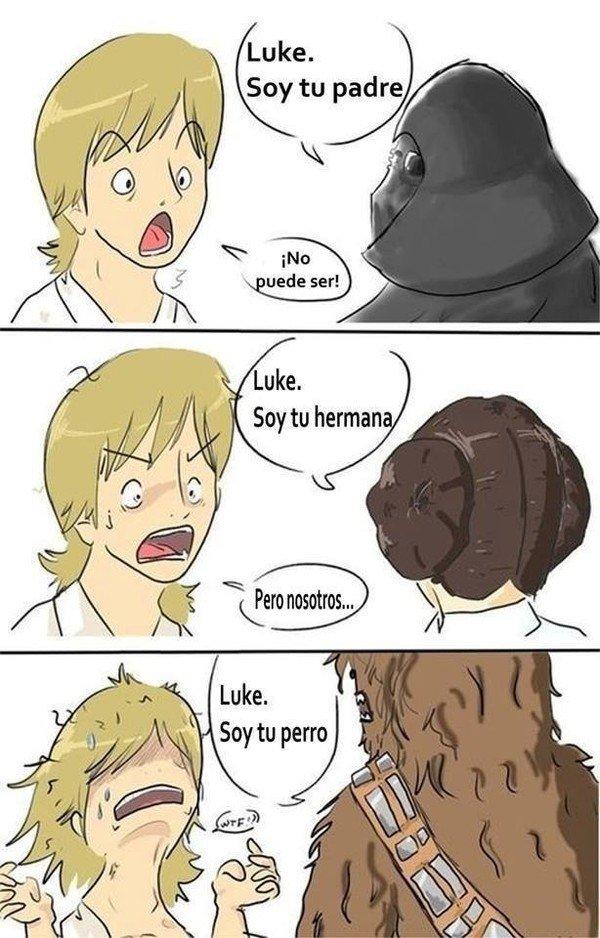 Otros - Lo que le faltaba a Luke Skywalker
