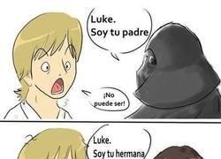 Enlace a Lo que le faltaba a Luke Skywalker