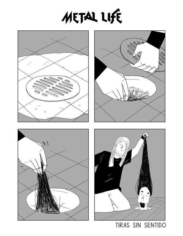 Otros - Puede salir cualquier cosa en la ducha
