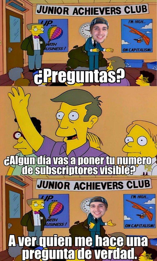 Meme_otros - DalasReview y sus suscriptores