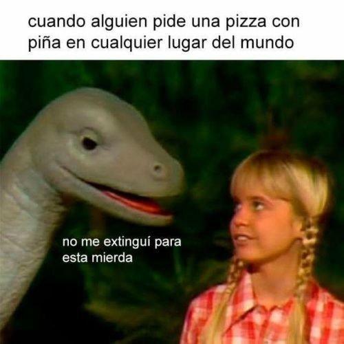 Otros - Los dinosaurios no se lo pueden creer