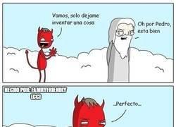 Enlace a Los viñetas de doblajes son del demonio...
