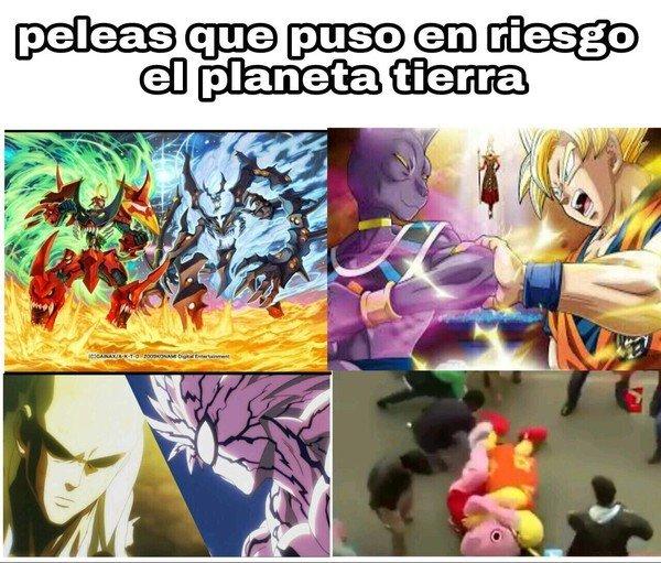 Meme_otros - Peleas legendarias