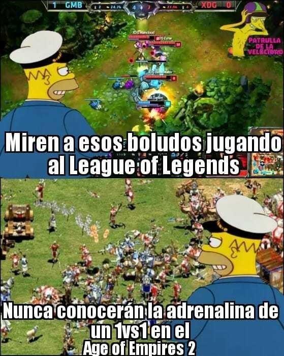 Meme_otros - Un juego legendario