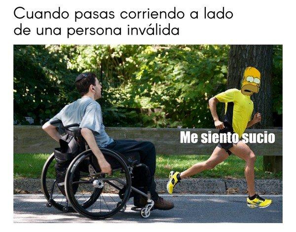 Meme_otros - Un gran corredor