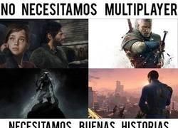 Enlace a Lo que quiero en un videojuego