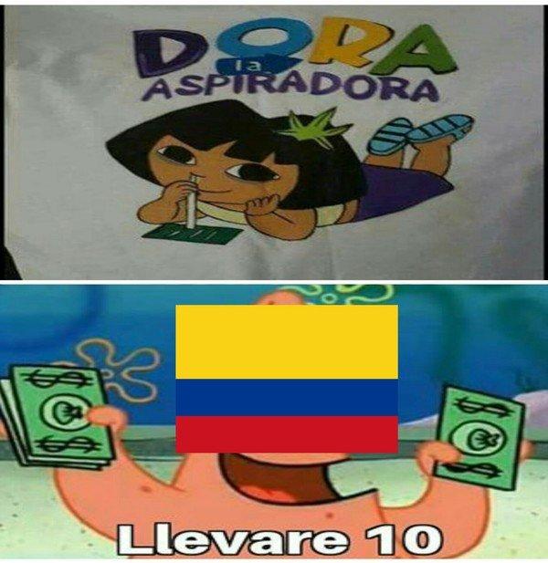 Otros - Dora la aspiradora