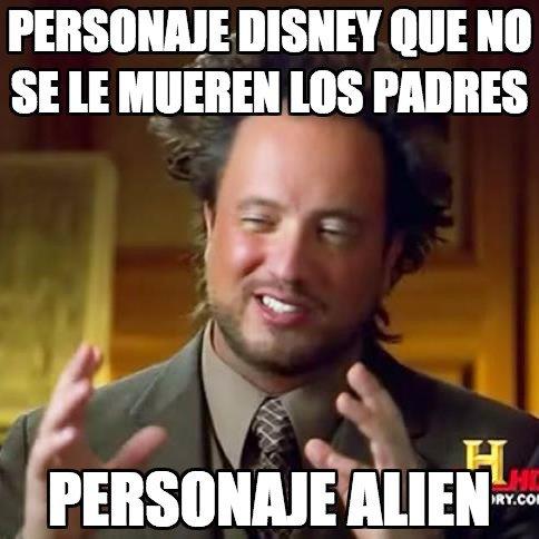 Ancient_aliens - Disney y los huérfanos
