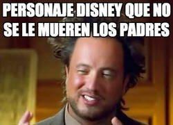 Enlace a Disney y los huérfanos