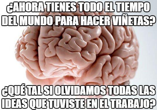 Cerebro_troll - Cerebro troll en su máxima expresión