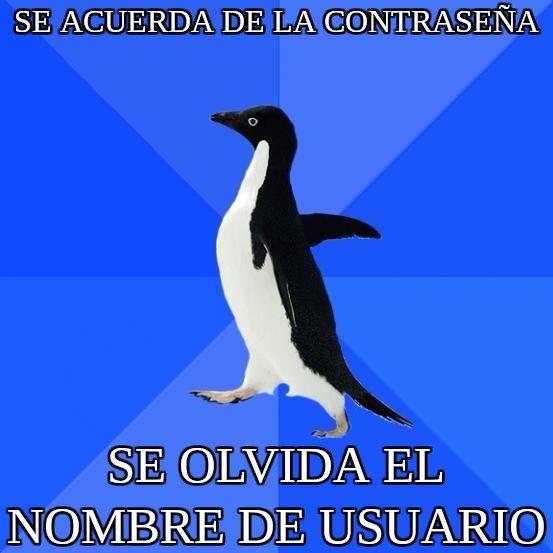 Awkward_penguin - Eso es lo peor