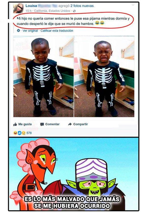Meme_otros - La madre más malvada que existe