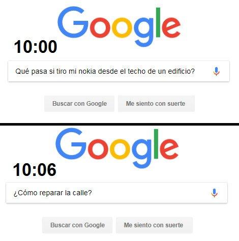 Meme_otros - Búsquedas en Google