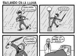 Enlace a Nunca juegues bajo la lluvia