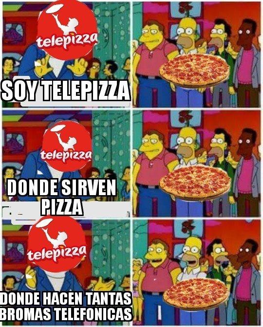 Meme_otros - Telepizza y cómo conocerlo