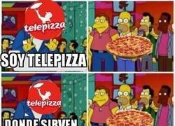 Enlace a Telepizza y cómo conocerlo