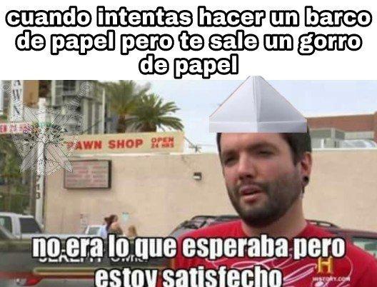 Meme_otros - Barco de papel