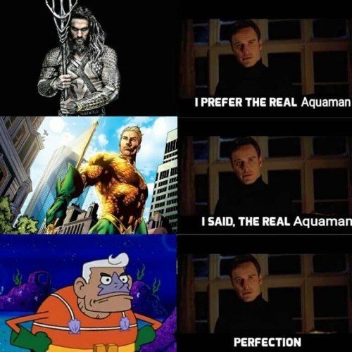 aquaman,perfección,real