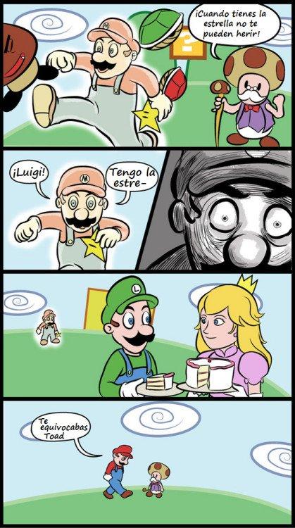 Allthethings - El amor en la vida de Mario