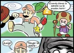 Enlace a El amor en la vida de Mario