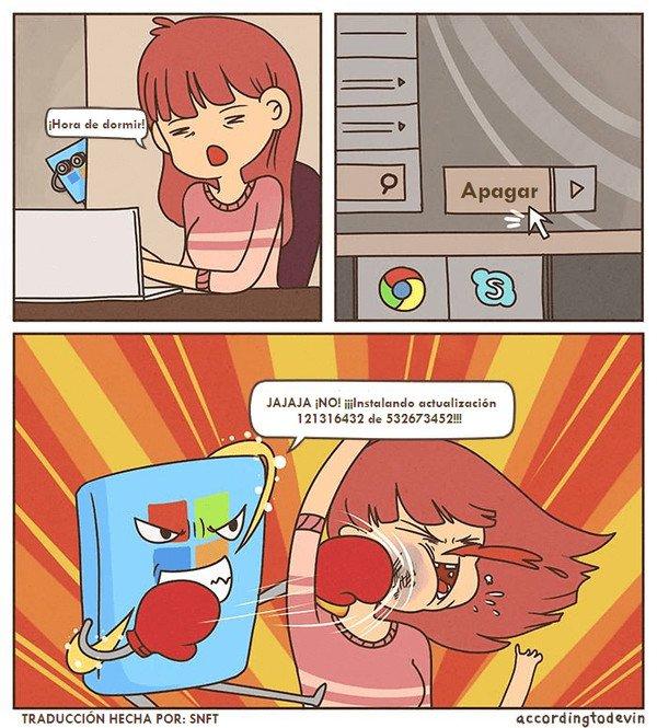 Otros - Windows es experto en trolear