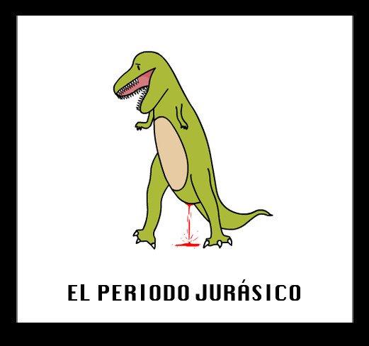 Meme_all_the_things - PERIODO JURÁSICO