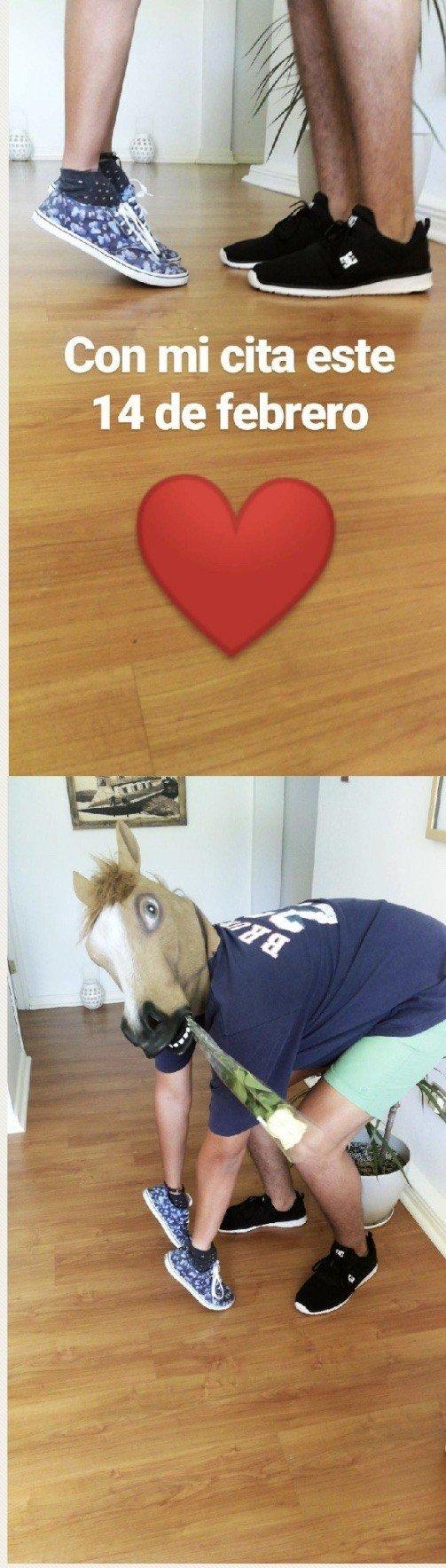 Meme_otros - La mejor cita de San Valentín ha ocurrido