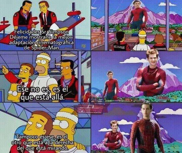 Otros - La mejor adaptación de Spiderman en el cine