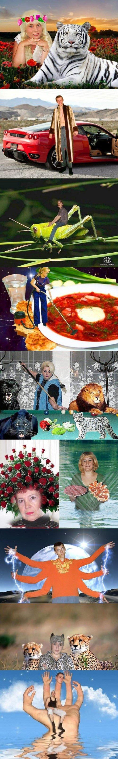 Meme_otros - Una dosis de montajes rusos que te van a volver completamente loco
