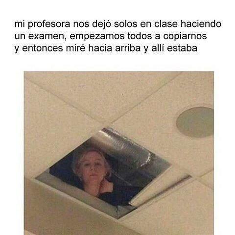 Meme_otros - Profesora ninja