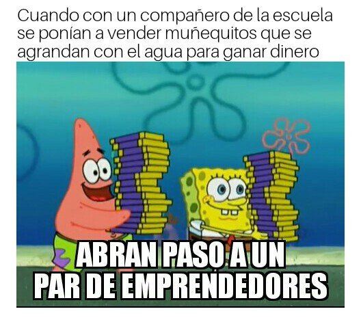 Meme_all_the_things - Dinero fácil