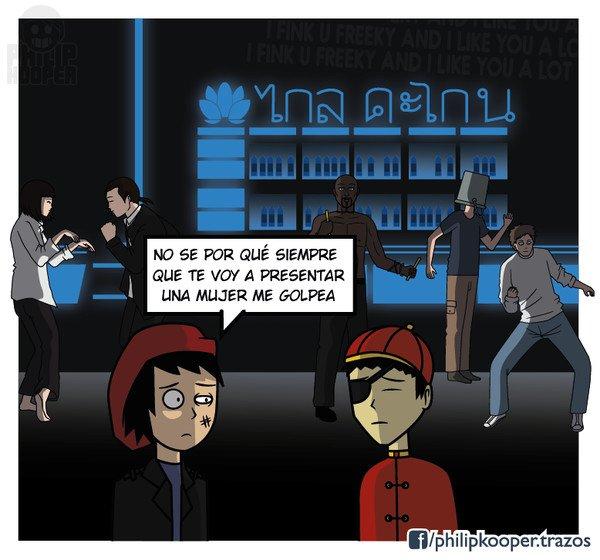 Otros - Chino tuerto