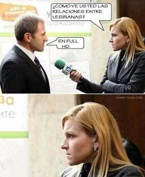 Meme_otros - Así ve él las relaciones entre mujeres