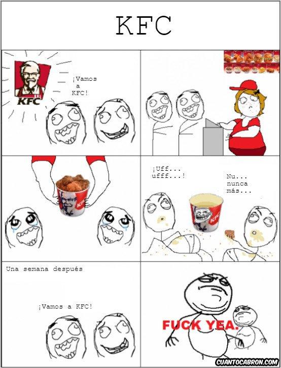 Fuck_yea - KFC es adictivo