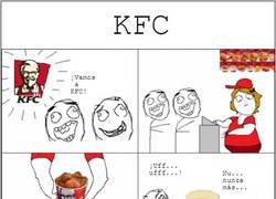 Enlace a KFC es adictivo