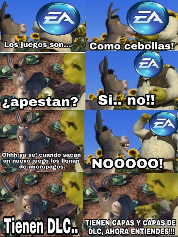 Meme_otros - Electronic Arts