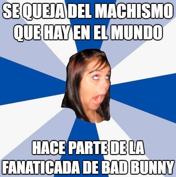 Amiga_facebook_molesta - Típico de algunas feministas
