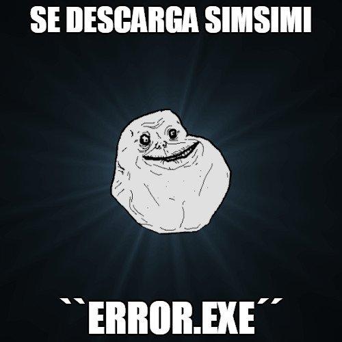 Meme_forever_alone - Quién más que él