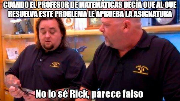 Parece_falso - Apuestas de profesores
