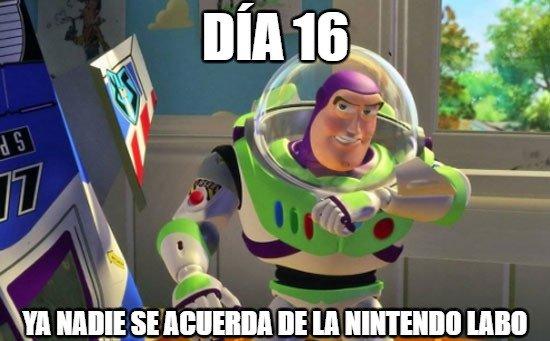 Buzz_lightyear - El drama de la Nintendo Labo