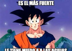 Enlace a Simplemente Goku