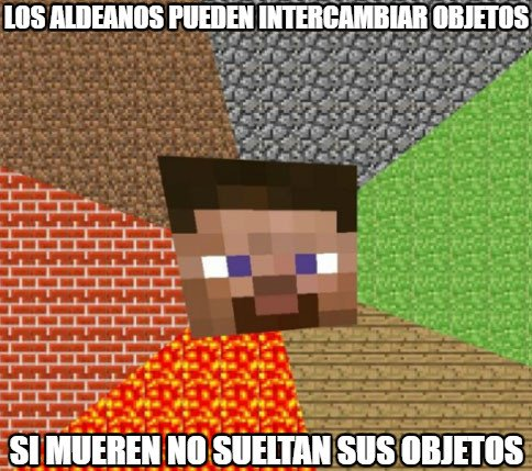 intercambiar,logica,minecraft,objetos