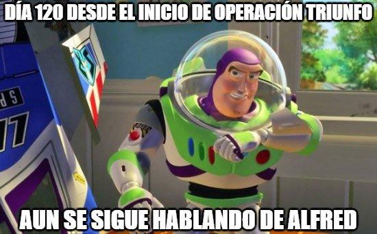 Buzz_lightyear - Nunca acabará el hype de Operación Triunfo