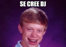 Enlace a El DJ más triste