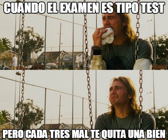 First_world_stoner_problems - Por eso le debo puntos a la profesora