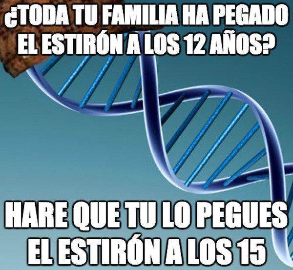 Adn_troll - El ADN siempre troleando